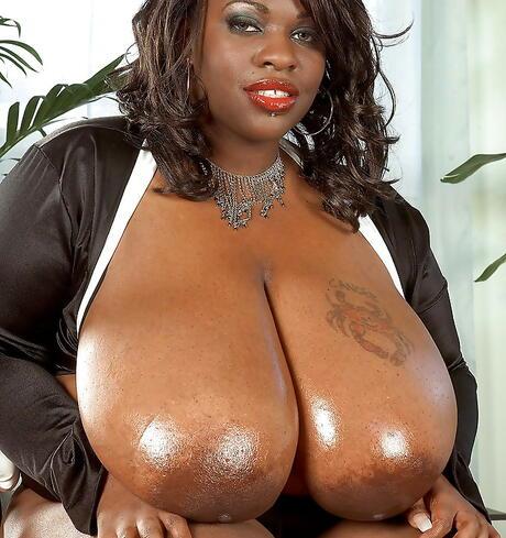Free Black Huge Tits Porn