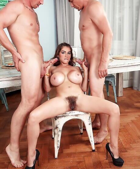 Free Threesome Porn