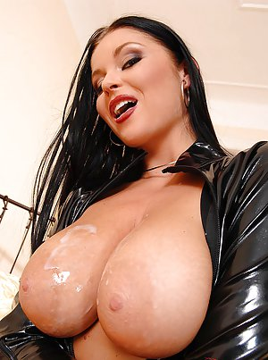 Free Huge Tits in Latex Porn
