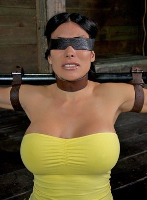 Free Huge Tits in BDSM Porn