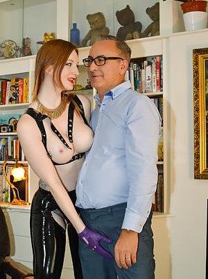Free Big Tits Old Man Porn