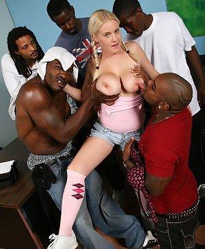 Free Huge Tits Pigtails Porn